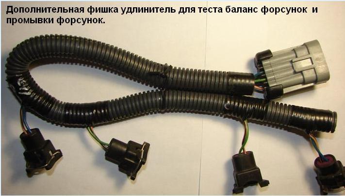 кабелей для промывки и